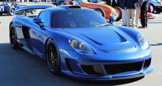 GEMBALLA MIRAGE GT Carbon Edition in 94 High-Res Photos