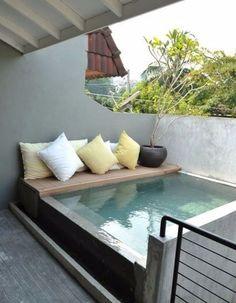 Encara ets dels que pensen que es necessita molt d'espai per tenir una piscina? Et demostrem que no. Quina meravella.  ☀    http://qoo.ly/ffzxp    www.imtecnics.com  93 799 51 97  #imtecnics #capdesetmana