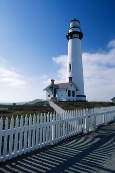 Overnight Stays in California Lighthouses
