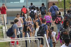 The 2015 Fall Semester begins at Frostburg State University
