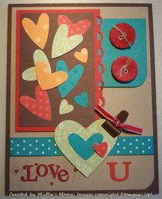"Love U Whole""heart""edly"
