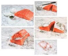 Pienso...luego cocino: Salmón marinado - paso a paso Starters, Salmon, Soup, Fish, Meat, Marinated Salmon, Entrees, Step By Step, Recipes