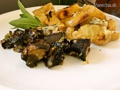 Hubový pekáč - so šalviou (fotorecept) Chicken, Meat, Food, Red Peppers, Meal, Essen, Cubs