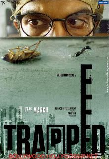 Trapped- bollywood movie poster