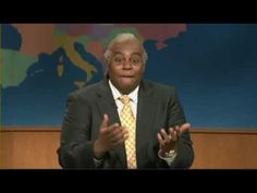 FIX IT!  This SNL skit didn't resonate with me when it was first aired about 3 years ago, but it sure does now. It's become my mental rejoinder to so much of the bad news we hear on TV.