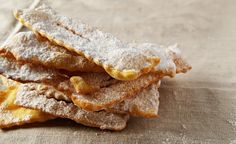 #chiacchiere #carnival #typical #dessert #specialties #regions #prepare #ingredients #Italy