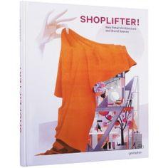 Shoplifter Gestalten Interior Design Architecture Brand Book Cover side