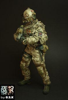 Modern War (1990s to Present) my ZERO DARK THIRTY project - OSW: One Sixth Warrior Forum