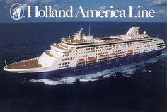 Holland America Line cruises. #Mariners #FANtasticFriday