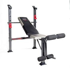 Barbell Weight Bench Press Gym Fitness Workout Exercise Home Incline Strength #Barbell