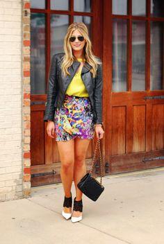 Devon Rachel // #Bright #Colors