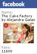 CAKES- Cumpleaños - The Cake Factory by Alejandra Galan
