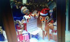 Bambi & thumper @Disneyland Paris