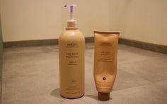 Aveda Blue Malva Conditioner and Shampoo