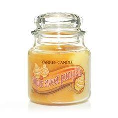 "Yankee Candle ""Super Sweet Pumpkin"""
