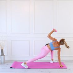 Free at-home workouts you can do for free in the Love Sweat Fitness App ( Easy Workouts, At Home Workouts, Dorm Room Workout, Love Sweat Fitness, Free In, College Girls, Total Body, You Can Do, Fitness App