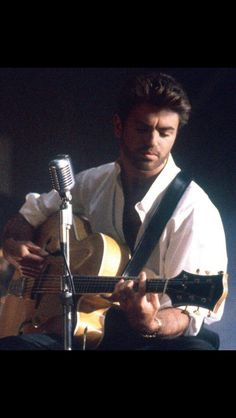 """Kissing a fool"" - George Michael"