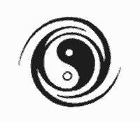 Yin Yang Tattoo 21 Simple Tattoo Design 200x175 Pixels #design #ModedesignTattoos #pixels #simple #tattoo Tatoo Ying Yang, Ying Y Yang, Yin Yang Art, Yin Yang Tattoos, Om Tatoo, Trendy Tattoos, Small Tattoos, Cool Tattoos, Simple Lotus Tattoo