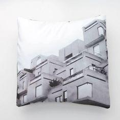 Habitat 67 Cushion