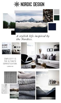 Industrial Home Garage industrial chic moodboard. Nordic Design, Nordic Style, Web Design, House Design, Mood Board Interior, Interior Design Boards, Moodboard Interior Design, Palettes Color, Industrial Interiors