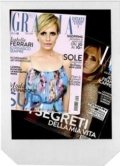 Our star photographer BRUNO JUMINER shooting ISABELLA FERRARI at the Magna Pars Suites hotel in Milan for GRAZIA ITALY Nr.24/2015