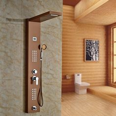 Important Factors To Consider Before Choosing A Shower Panel
