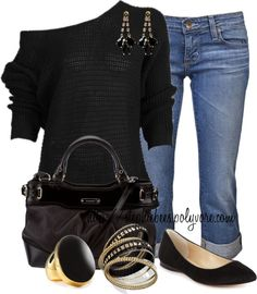 """""""Off the Shoulder"""" by stephiebees on Polyvore"""