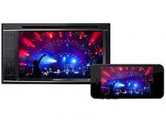 """DVD Player Automotivo Pósitron SP8830 Link - Tela 6,2"""" USB Bluetooth Double Din com as melhores condições você encontra no Magazine 233435antonio. Confira!"""