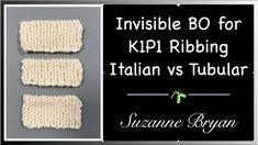 Bind Off, Knitted Hats, Knit Crochet, Knitting, Youtube, Tips, Crocheting, Accessories, Tejidos