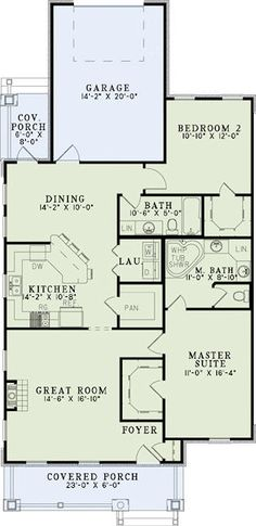 planos casa 1 piso - Buscar con Google