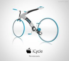 iCycle | Creative Apple Designs | Concept | #gadgets