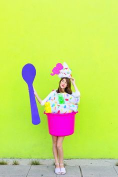 Satisfy Your Cravings With 25 Food Halloween Costumes | Brit + Co