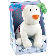 Buy The Snowman and The Snowdog Soft Toy Online at johnlewis.com