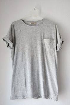 perfect grey t-shirt