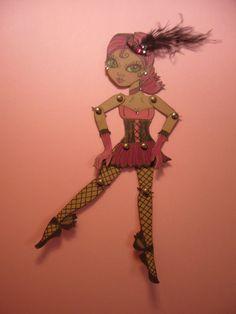 Art Paper Doll