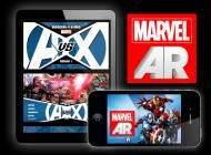 Download Marvel AR App on Android and iOS at Marvel.com