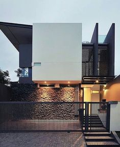 """3,638 Likes, 10 Comments - CONTEMPORARY HOME (@contemporaryhome) on Instagram: """"Beautiful House!"""""""