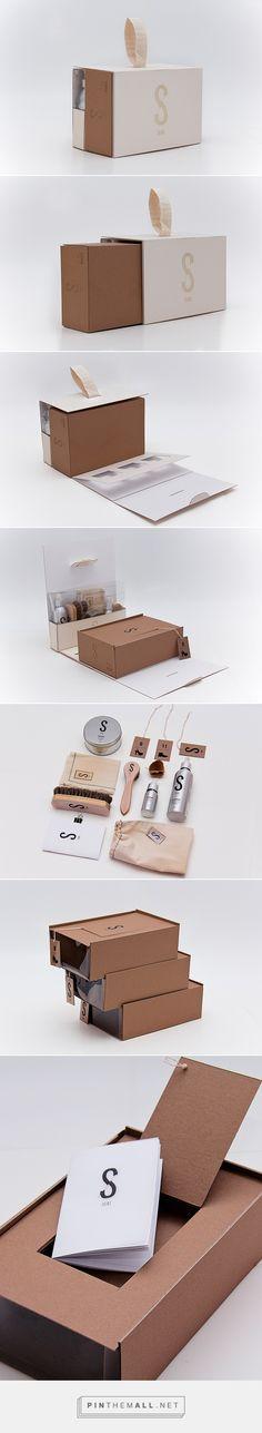 SKINS Shoe Package Design on Behance