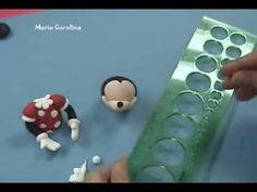 ▶ MARIA CAROLINA RUGERO PAP DE MINNIE 2/2 EN PORCELANA FRIA - YouTube