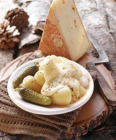 Raclette Grundrezept