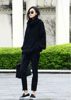 one color…head to toe