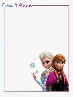 Frozen Party: Free Printables.