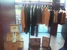 #fitting #room #bilbao 2013 #aibycraft #greenfashion