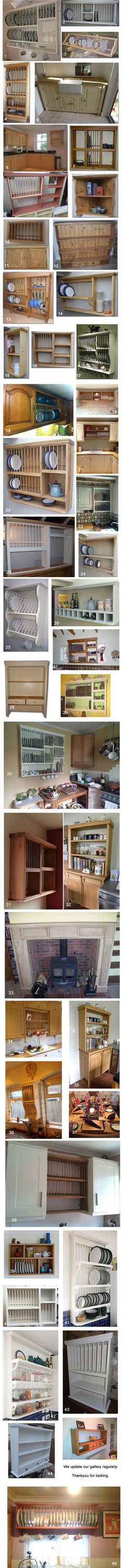 The Plate Rack Co. - Hand Crafted Bespoke Kitchen Furniture