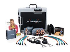 cool journey gym CORE System – Portable Universal Gym, Total Workout at Home or On the Go (2015 Series)