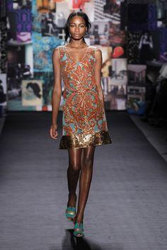 Sigh...so pretty.  Tracy Reese RTW Fall 2012
