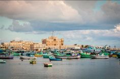 Alexandria Cities To See Before They Sink Beneath The Sea | The Active Times