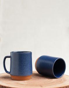 ALIA BILGRAMI Natural elegance [indigo mug]
