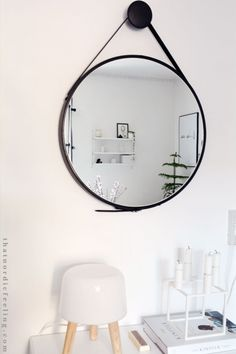 Reflection – new mirror on the wall