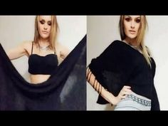 DIY Clothing Tutorials That Will Make Your Life Better (Fashion Hacks) - YouTube
